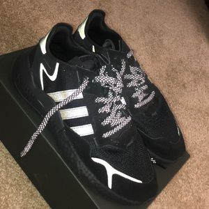 Adidas Nite Runner Joggers SIZE 13